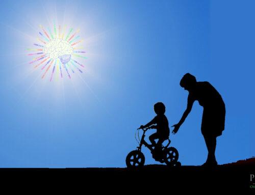 Da li se sećate dana kada ste naučili da vozite bicikl?